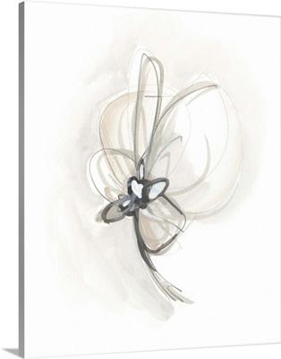 Neutral Floral Gesture II