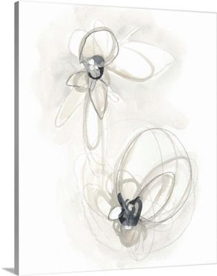 Neutral Floral Gesture III