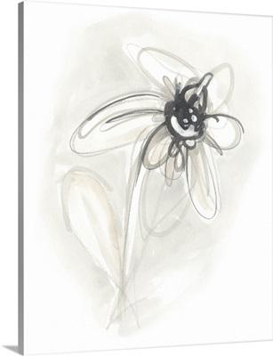 Neutral Floral Gesture V