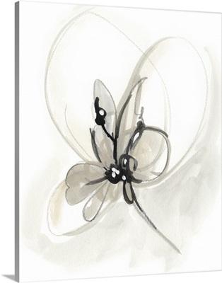 Neutral Floral Gesture VI