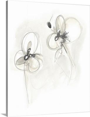 Neutral Floral Gesture VIII