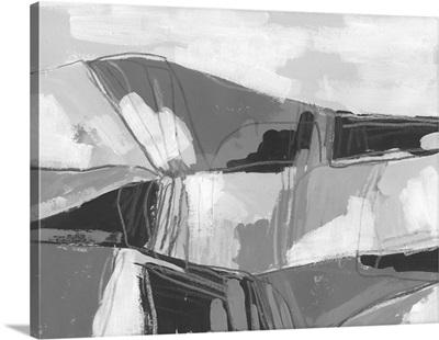 Neutral Landscape Sketch II