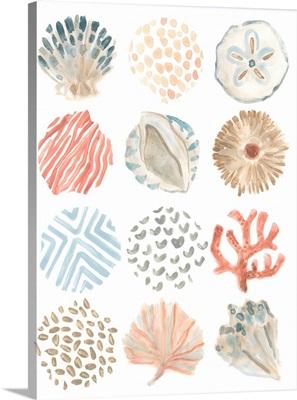 Ocean Patterns I