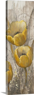 Ochre Tulips I