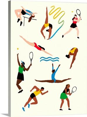 Olympians I