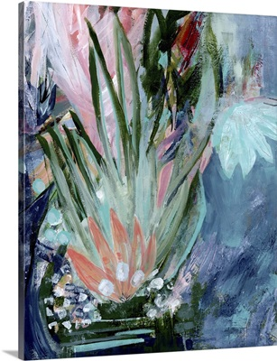 Opulent Floral Strokes VI