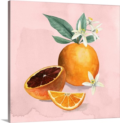 Orange Blossom I
