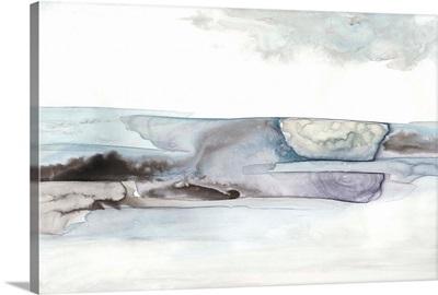 Organic Seascape Blue II