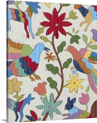 Otomi Embroidery I