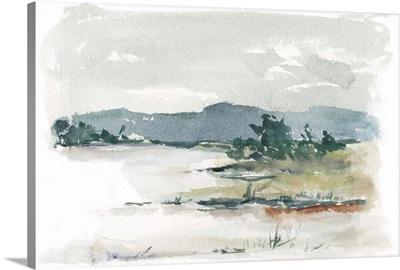 Overcast Lake Study II