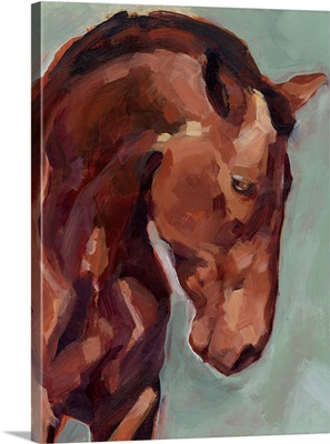 Paint By Number Horse II