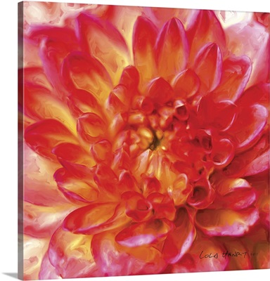 Painterly Flower II