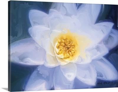 Painterly Flower III