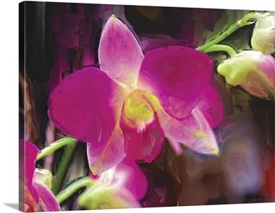 Painterly Flower V