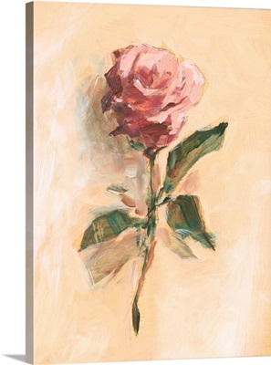 Painterly Rose Study II