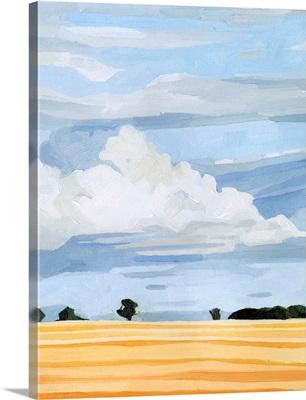 Pale Cloudscape I