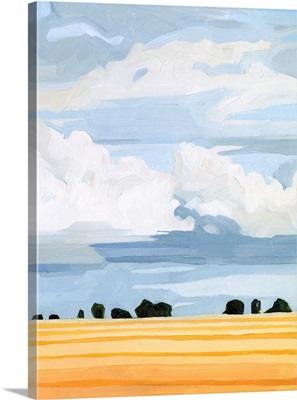 Pale Cloudscape II