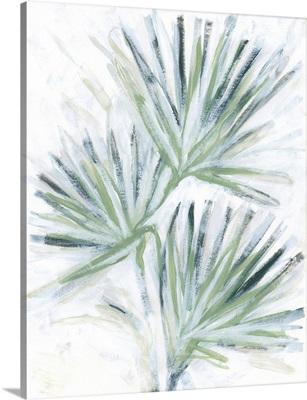 Palm Frond Fresco I