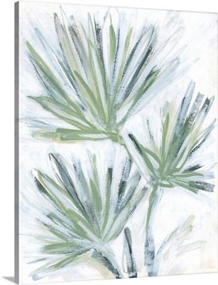 Palm Frond Fresco II