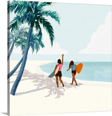 Palm Tree Paradise II