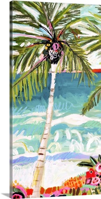 Palm Tree Wimsy I