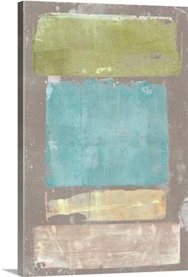 Paneled Colors I