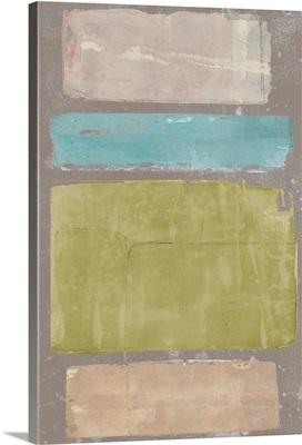Paneled Colors II