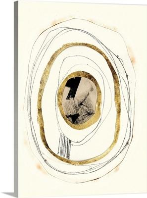 Paper, Gold & Smoke II