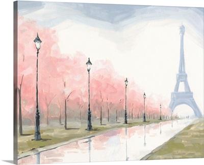 Paris au Printemps I