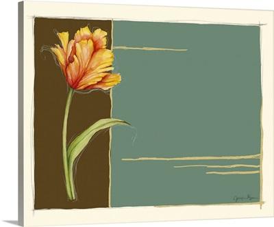 Parrot Tulip No. 1