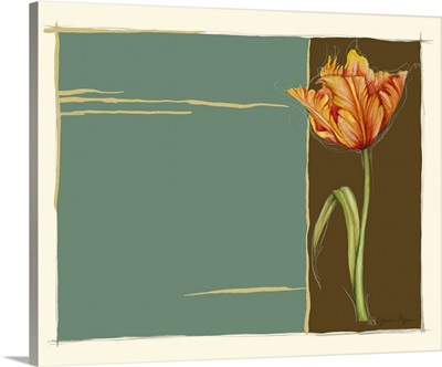 Parrot Tulip No. 2