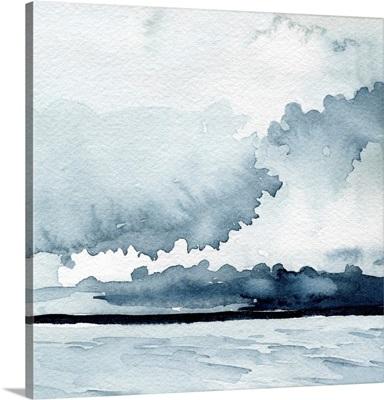 Passing Rain Storm IV