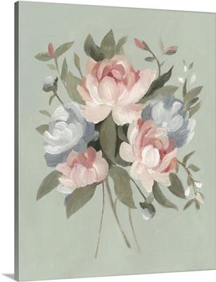 Pastel Bouquet I
