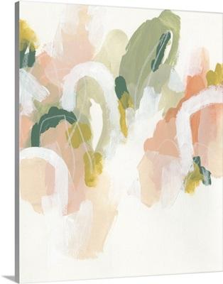 Pastel Cascade I