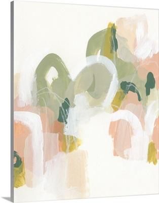 Pastel Cascade II