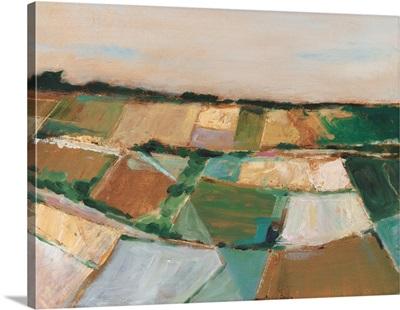 Pastel Fields I