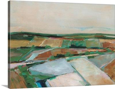 Pastel Fields II