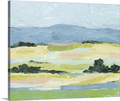 Pastel Hills I
