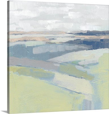 Pastel Prairie I