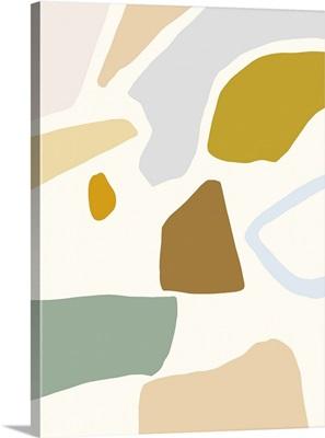 Pastel Splotches II