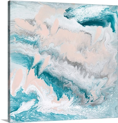 Pastel Swirl II