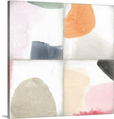 Pastel Tile I
