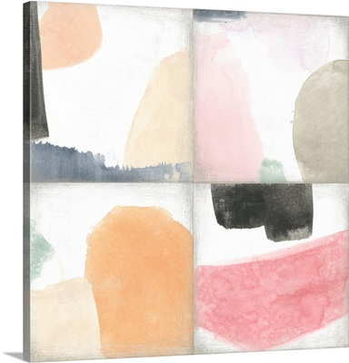 Pastel Tile IV