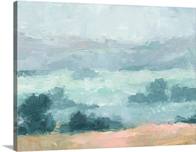 Pastel Valley I