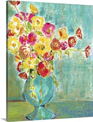 Pastel Vase I