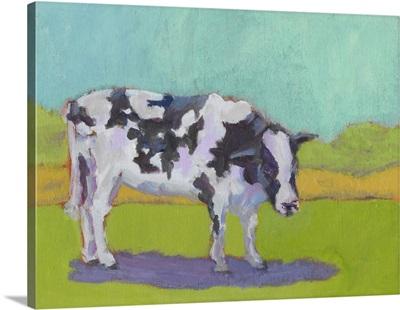 Pasture Cow I