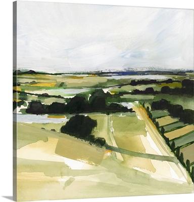 Patchy Landscape I