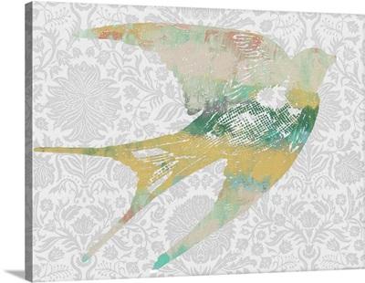 Patterned Bird II