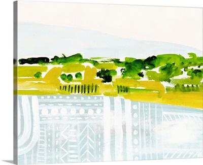 Patterned Landscape I
