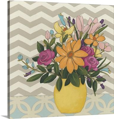 Patterns and Petals I